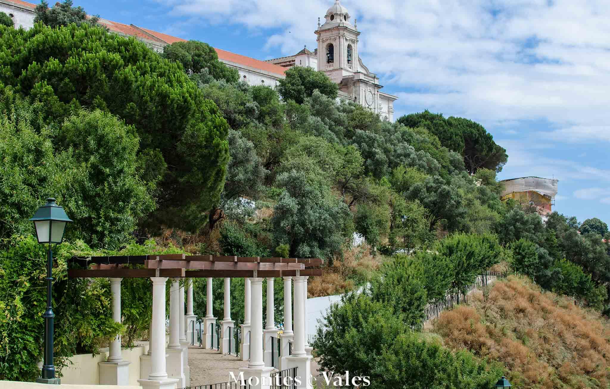 Jardins de Lisboa - Peddy Paper