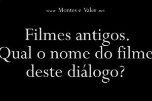 Filme português antigo
