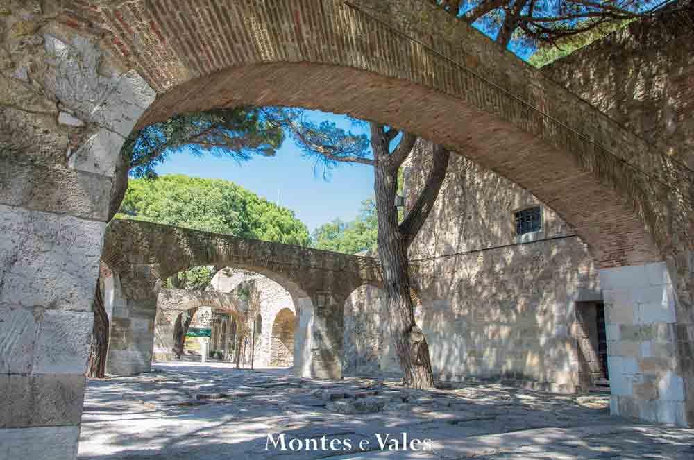Arcos em Lisboa, onde?